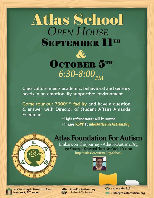 Atlas School Open House